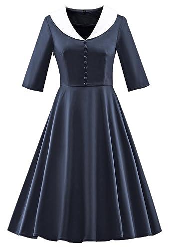 Tecrio Women 1950's Vintage 1/...