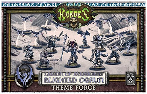 Hordes: Legion of Everblight: Blighed Ogrun Army Box