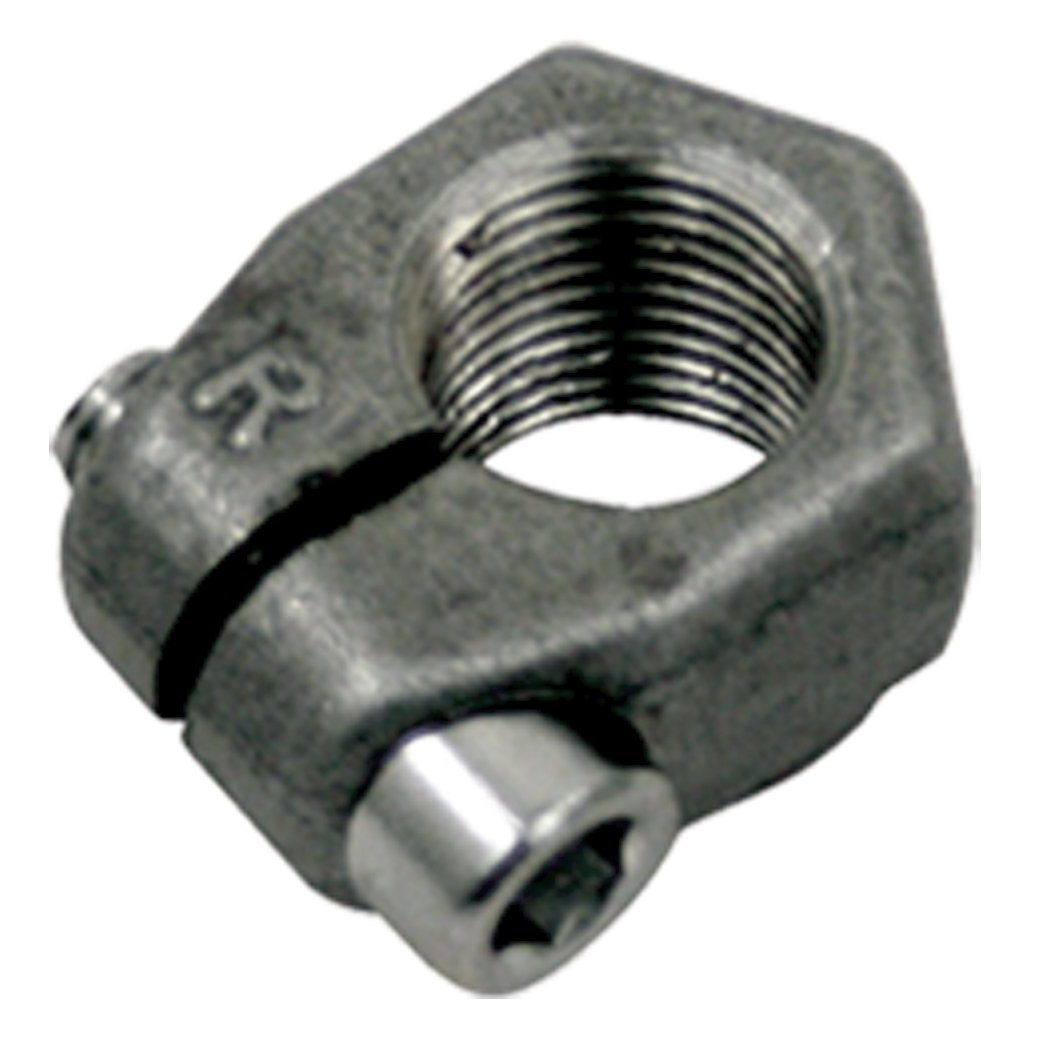 Empi 22-2986-2 Vw Bug Right Front Spindle Nut With Lock Screw, 1950-1965, Each