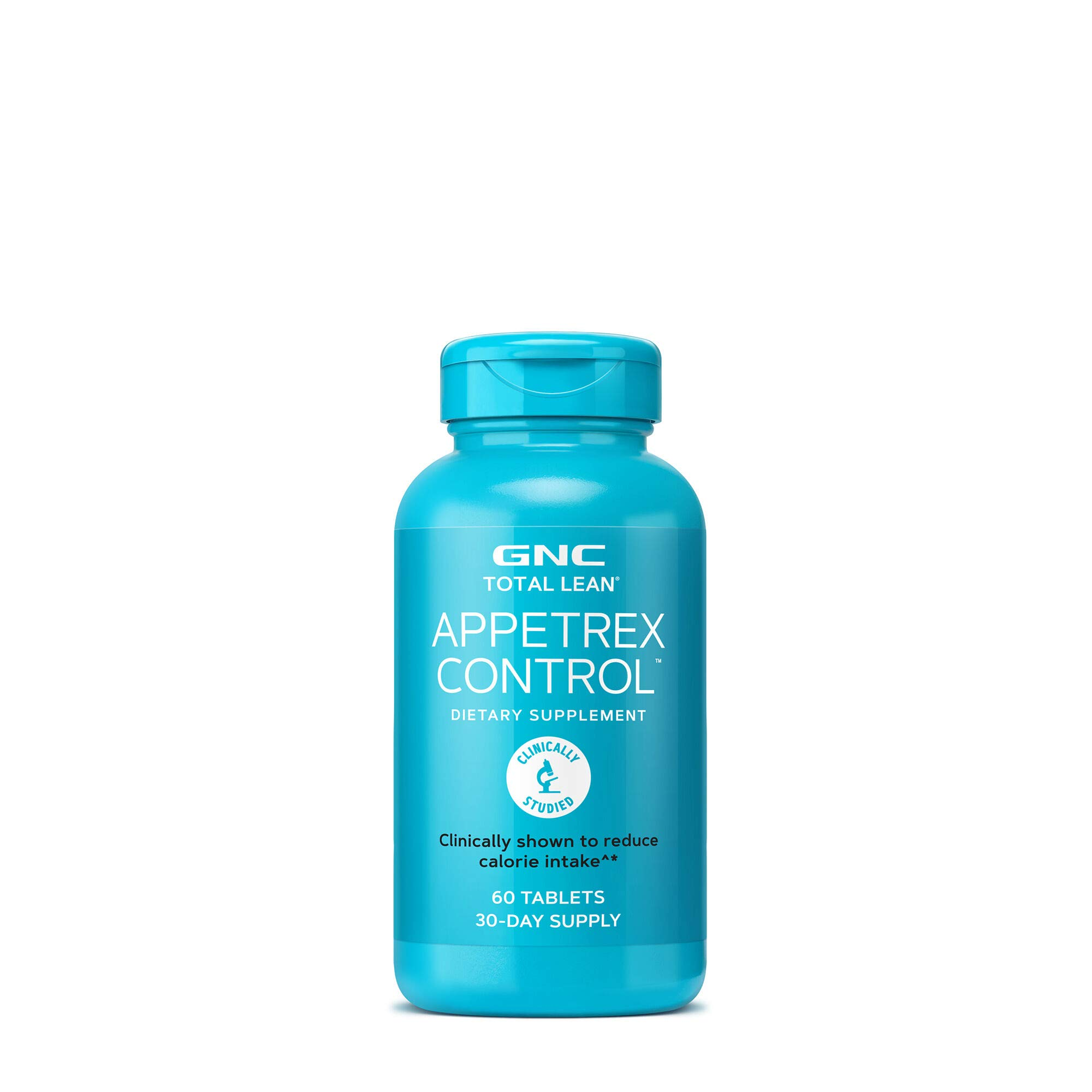 GNC Total Lean Appetrex Control, 60 Tablets, Reduces Calorie Intake