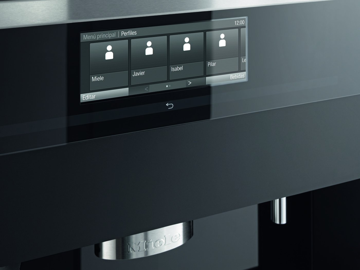 Amazon.com: Miele CVA6800 60cm Coffee System, PureLine, CTS: Office Products