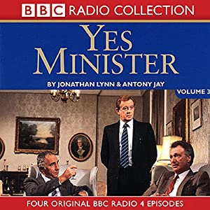 Yes Minister, Volume 3 Radio/TV Program