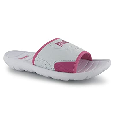 03a949eb4896 Everlast Womens Ladies Pool Shoes Water Swimming Shower Beach Sport Sandals  White Pink UK 4