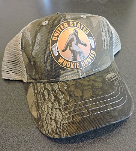 Hat - United States Wookie Hunter