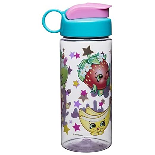 016c4e79c1 Amazon.com | Zak Designs Shopkins Water Bottle: Glassware & Drinkware