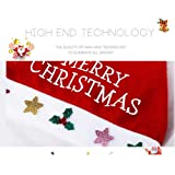 Rucan Red Christmas Hats Santa Hat Decor Hats for