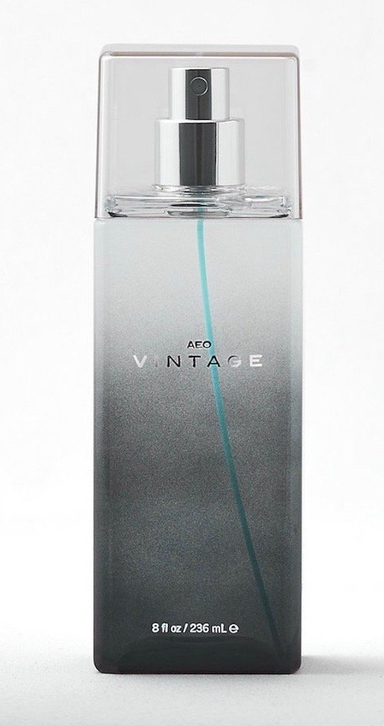 American Eagle Outfitters AEO Vintage Fragrance Body Mist For Her 8 Ounce Full Size Retired Scent