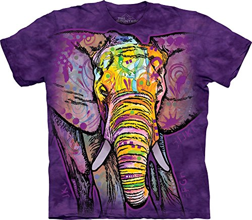 - The Mountain Russo Elephant T-Shirt-3XL