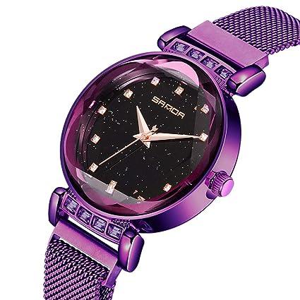 Xbhmy Reloj De Mujer, A Prueba De Agua, A Prueba De Agua, Reloj