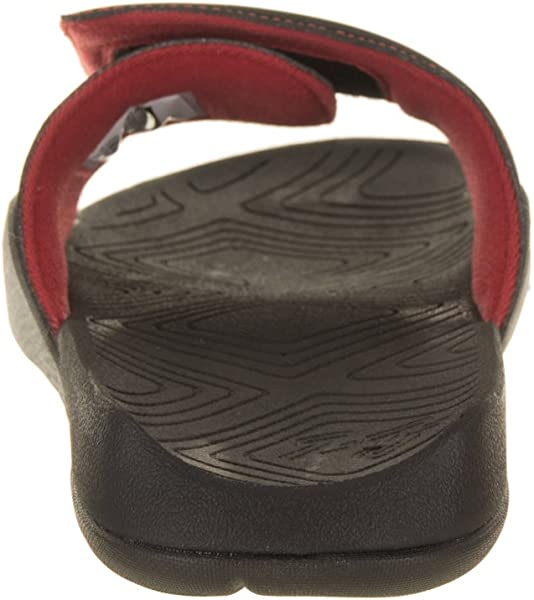 df6a8b31d2a226 Jordan AA2517-003  Men s Black Black-Varsity Jordan Hydro 7 Retro ...