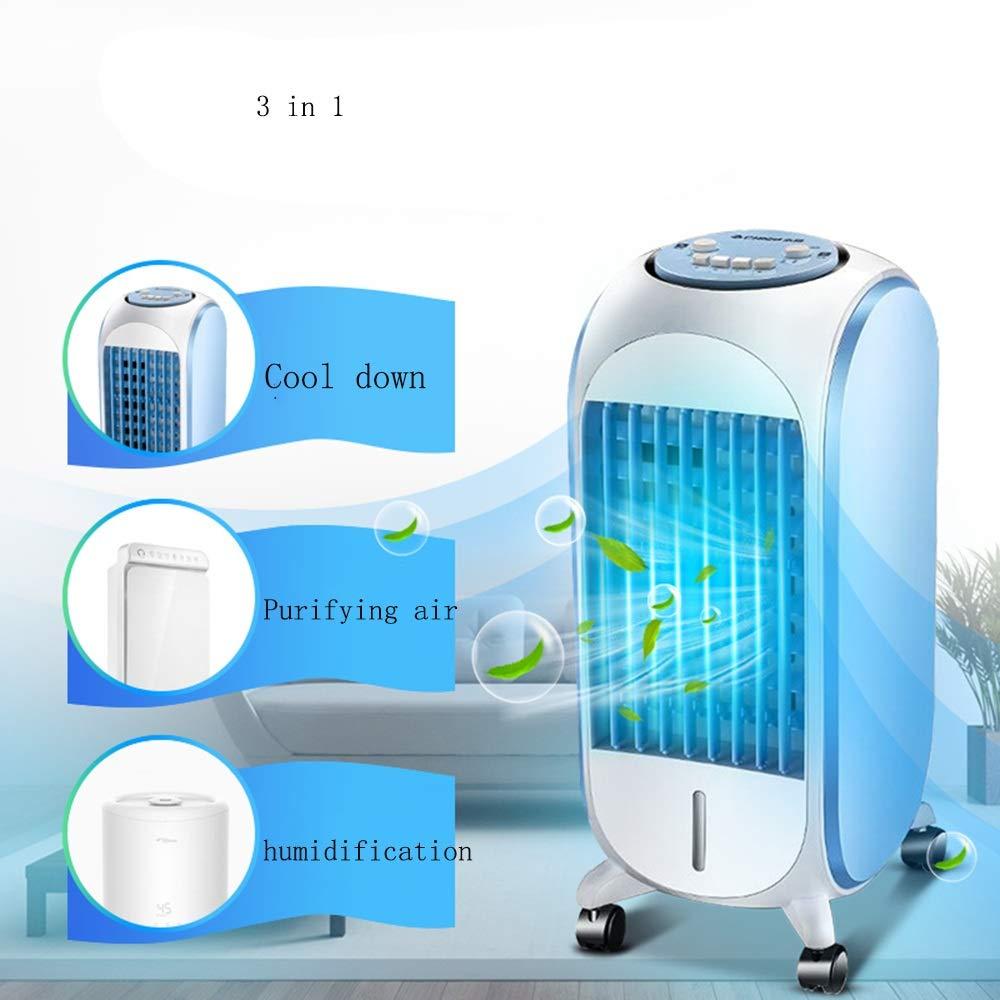 Microfans lwa Klimaanlage L/üfter Luftk/ühler Haushalt Einzelner Kalttyp K/ühlschrank Schnellk/ühlung Reinigung Luftbefeuchtung DREI Geschwindigkeit Windgeschwindigkeit