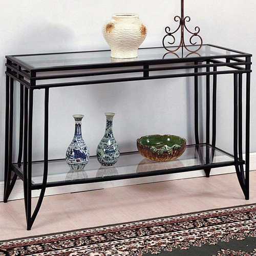 - Matrix Sofa-Table By Crown Mark Furniture