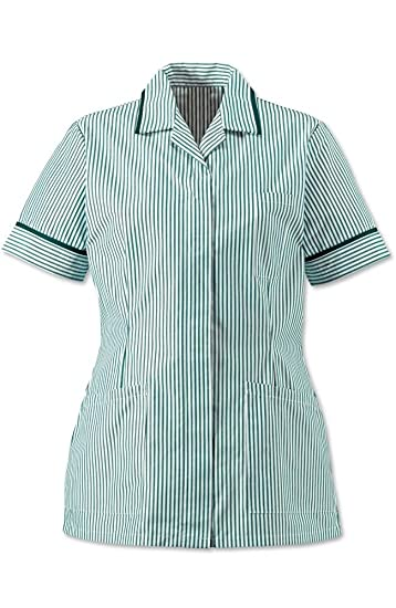 6704b6532be Alexandra Embroidered Nurses Tunic HO137: Amazon.co.uk: Clothing