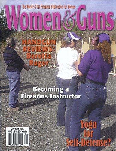 Women-Guns-Magazine-MayJune-2016-Beretta-Ruger