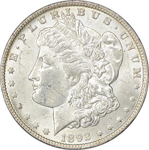 1892 O Morgan Dollar MS60