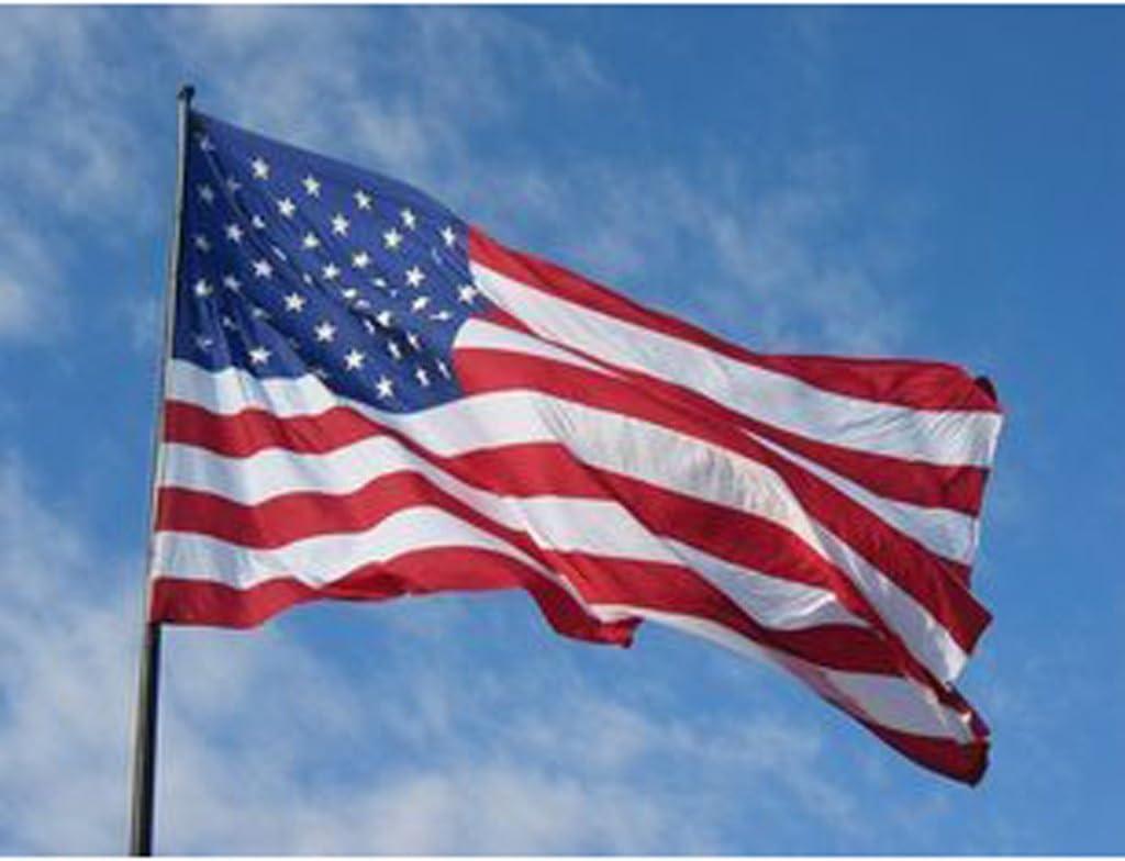 Decoración de Bandera de American EE.UU. Grande 150 * 90cm / 5 * 3 Pies: Amazon.es: Juguetes y juegos