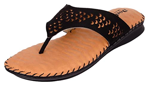 2f3a0c66b5cb0 DOCTOR Women's Extra Soft Chappal: Buy Online at Low Prices in India ...