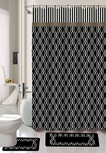 Lenox Christmas Shower Curtain