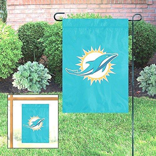 Miami Dolphins 2017 Mini Window Flag / garden flag, GREAT GIFT ITEM,,ON SALE