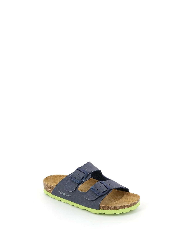 Grunland Junior CB1537 Sandalen Kind Blau 35 o4lM4If