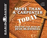 More Than a Carpenter Today