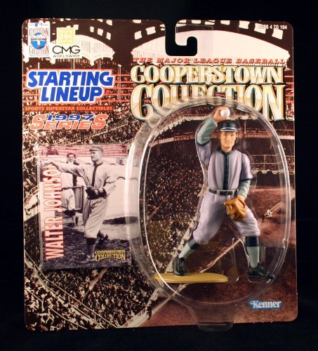 1997 MLB Starting Lineup Cooperstown Collection - Walter - Kenner Mall