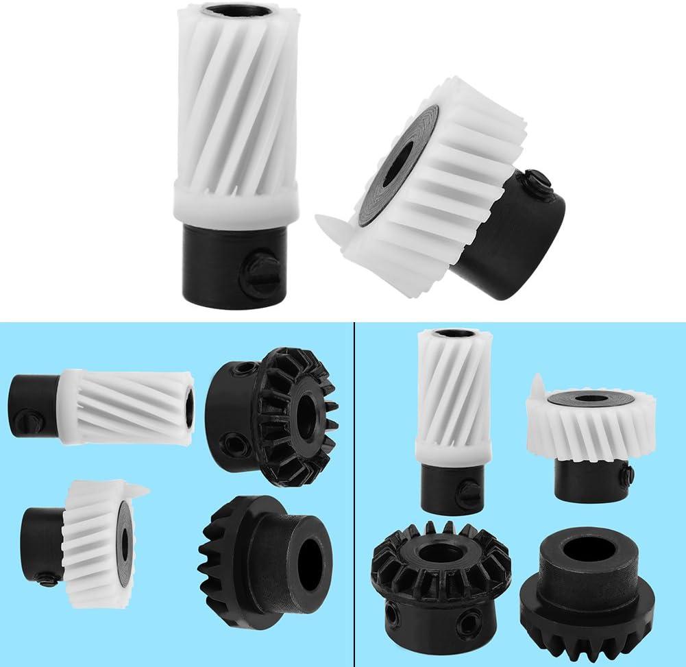 XingYue Direct Lot de 4 engrenages en plastique pour machine /à coudre Singer 502 507 509 518 522