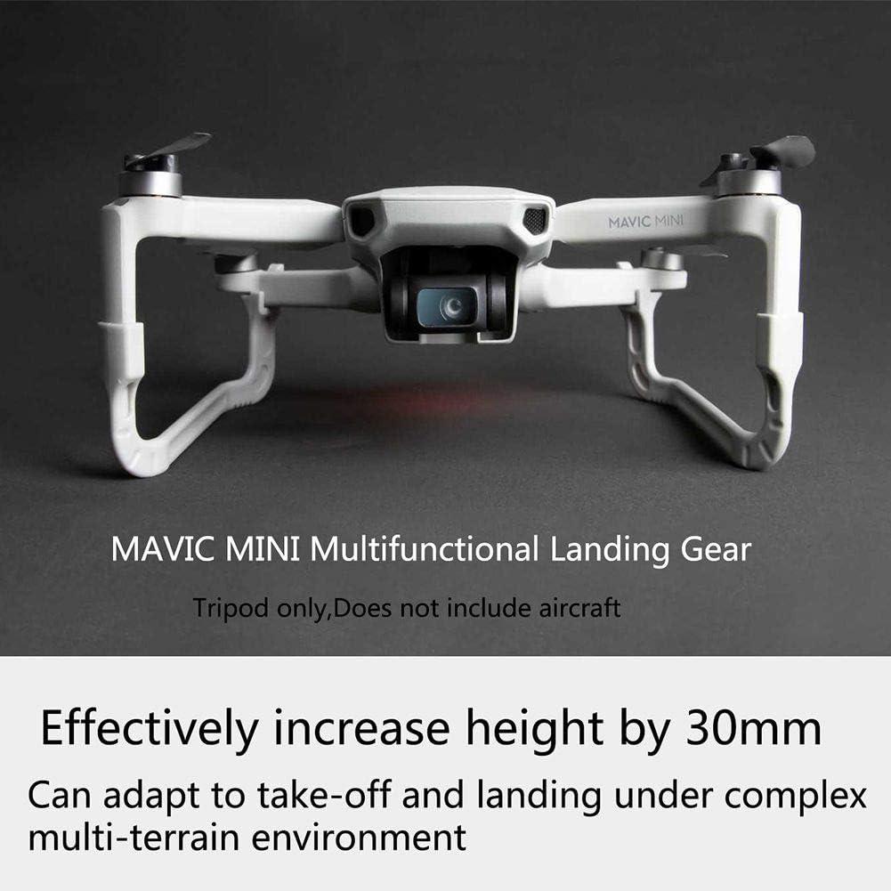 Jazmy 2pcs Mini Landing Gear Extensions Leg Support Protector for DJI Mavic Mini Drone