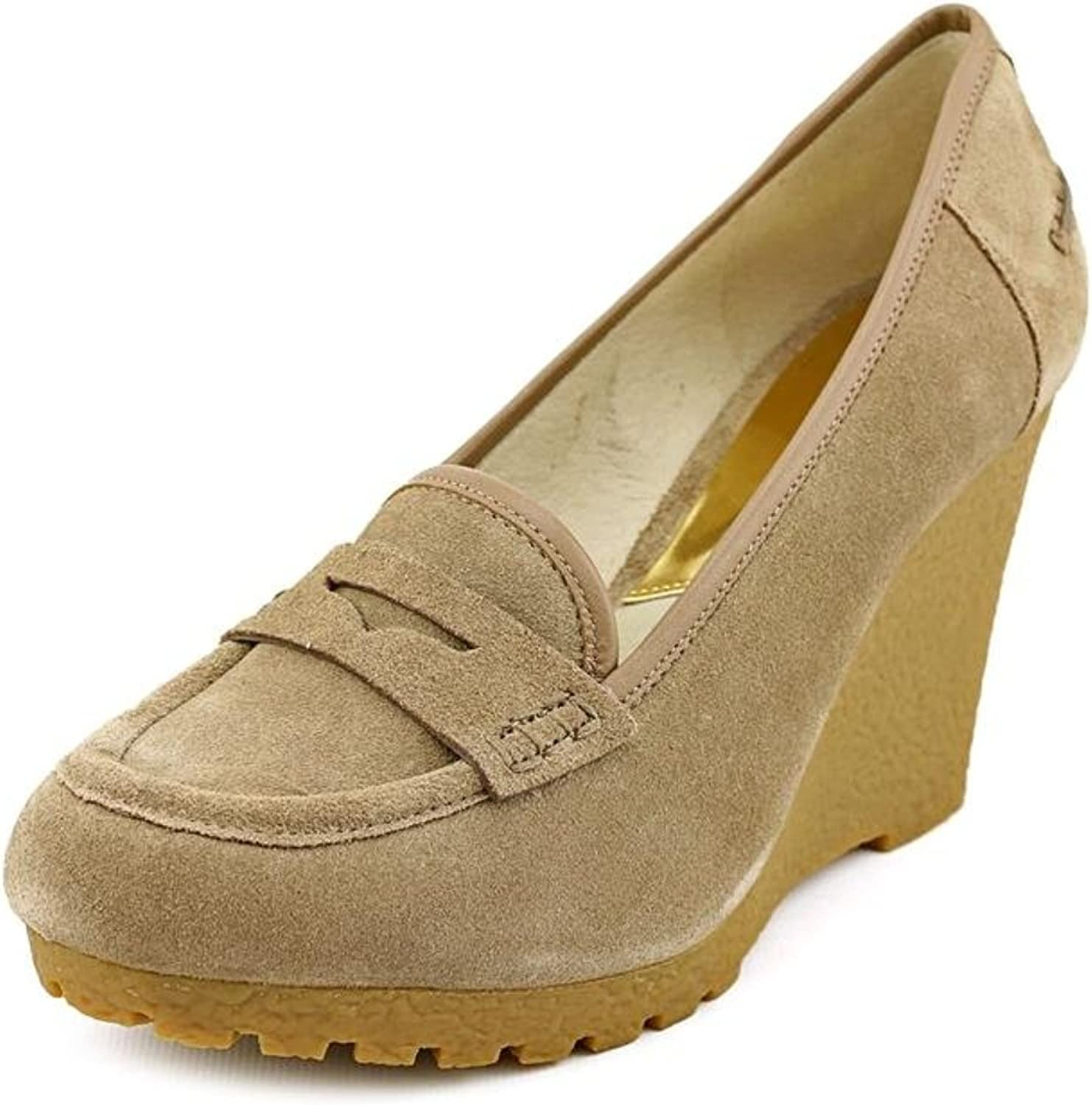 Michael Kors Rory Loafer Womens Suede