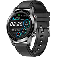 "1.28""smartwatch, fitness tracker horloge met bluetooth call / IP68-waterdicht/nieuws push, activity trackers…"