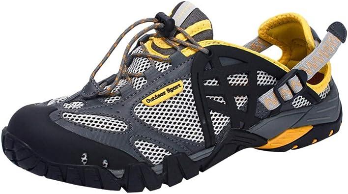 DOLDOA Chaussures Aquatiques Homme Chaussures de scéurité