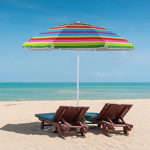 YATIO-7ft Beach Umbrella