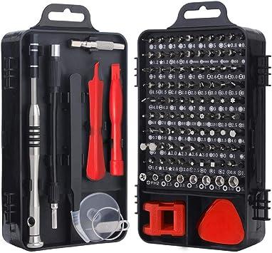 Juego de destornilladores, kit de herramientas de reparación de ...