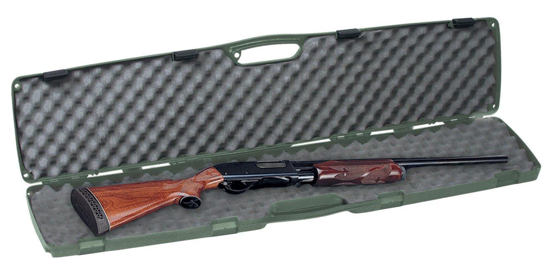 Plano Funda sencilla para rifle o escopeta, color verde 10-10562