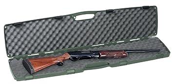 Plano Funda sencilla para rifle o escopeta, color verde