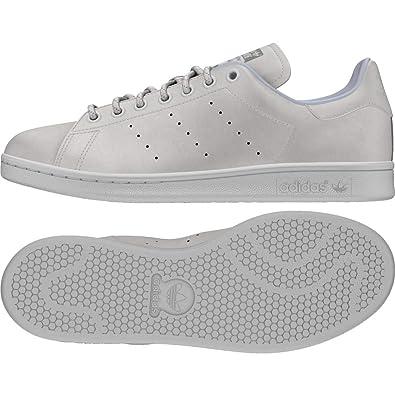 check out 99917 92e42 Amazon.com | adidas Originals Mens Stan Smith WP Trainers ...