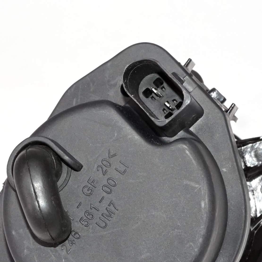 LETAOSK 1 Paire Phares antibrouillard Avant /à halog/ène pour phares antibrouillards pour Audi A6 C5 2003-2004