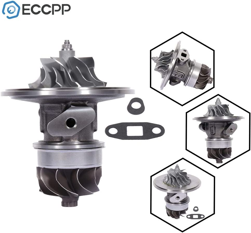 ECCPP CHRA Turbo Cartridge Core Fit for Turbo S300S S366 S300SX3-66 S300S091 S300S080 Compatible with 177275 176646 174736 173732 176650 174138 176121 Turbocharger core