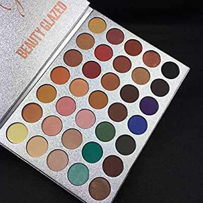 Beauty Glazed Eyeshadow Palette 35 Color+14 color+NEW 35 Color
