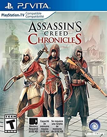 Amazon Com Assassin S Creed Chronicles Playstation Vita