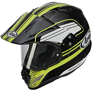 Arai Tour-X 4 Move - Casco de Moto, Color Amarillo