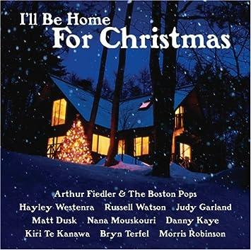 Various Artists I Ll Be Home For Christmas Amazon Com Music