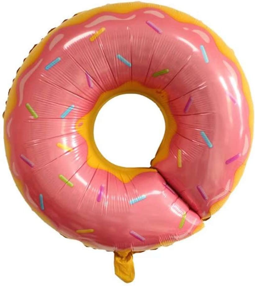 Maylar Foil Balloons Birthday Baby Shower Decor Donut Party Supplies 20 Inch New