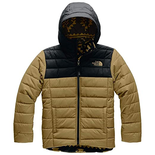 83868c1f7 The North Face Kids Boy's Reversible Perrito Jacket (Little Kids/Big Kids)