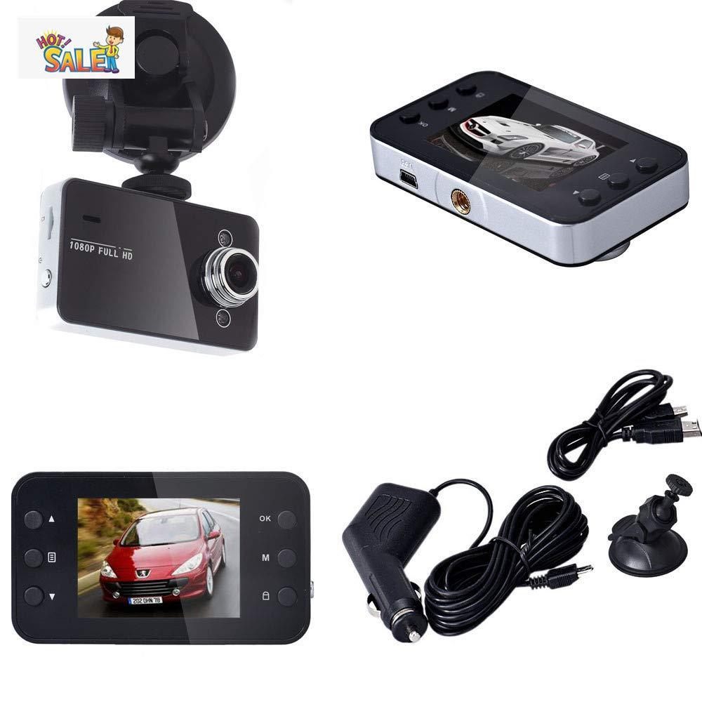 Cebbay Cámara de Marcha atrás Camara de Coche Grabadora de 1080p LCD HD de 2.7 Pulgadas Detección de Movimiento, monitoreo de estacionamientos, grabación de ...