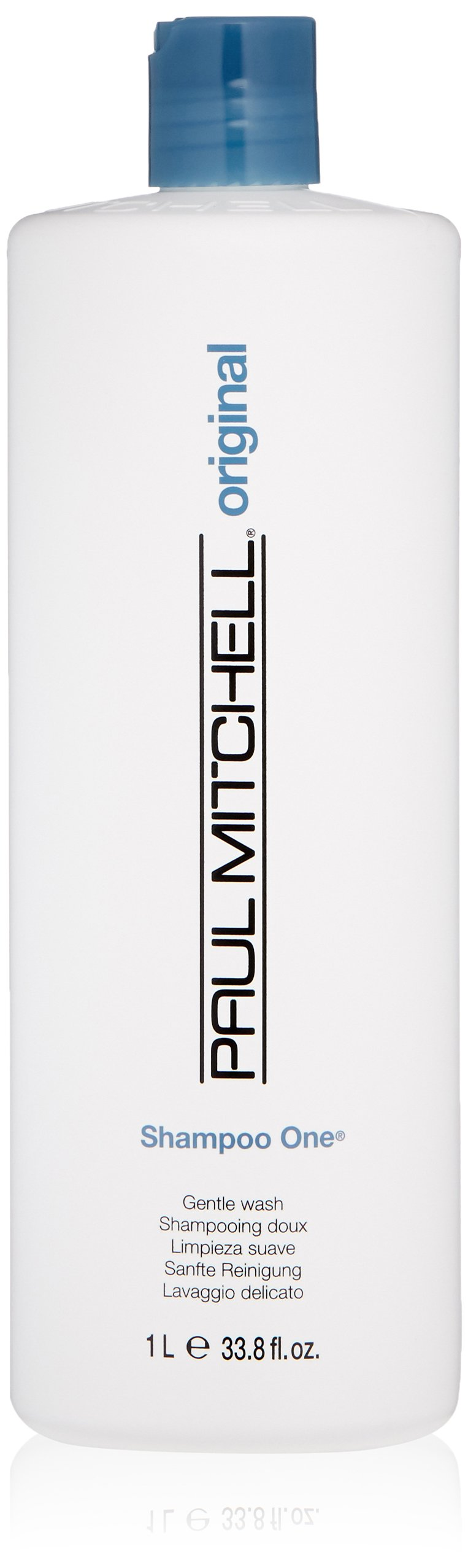 Paul Mitchell Shampoo One, 33.8 oz. (Packaging May Vary) by Paul Mitchell