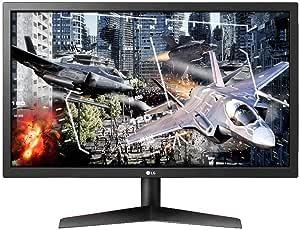 "LG Ultragear 24GL600F-B 24"" FHD Gaming Monitor, 1ms (MBR), 144 Hz, HDMI, Radeon FreeSync, Black"