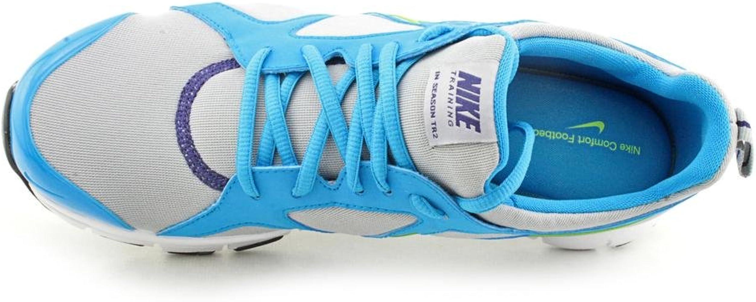 civilización evitar respirar  Amazon.com | Nike Trainers Shoes Womens In Season Tr 2 Grey | Running