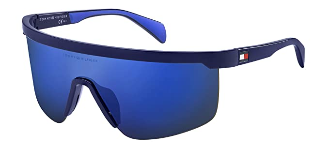 Tommy Hilfiger TH 1657/G/S Gafas de Sol, Multicolor (Blue ...