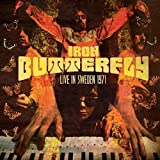 Live In Sweden 1971 by Iron Butterfly (2014-05-04)